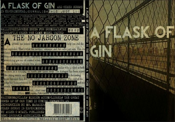 flask of gin