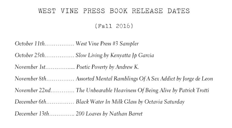 west-vine-press