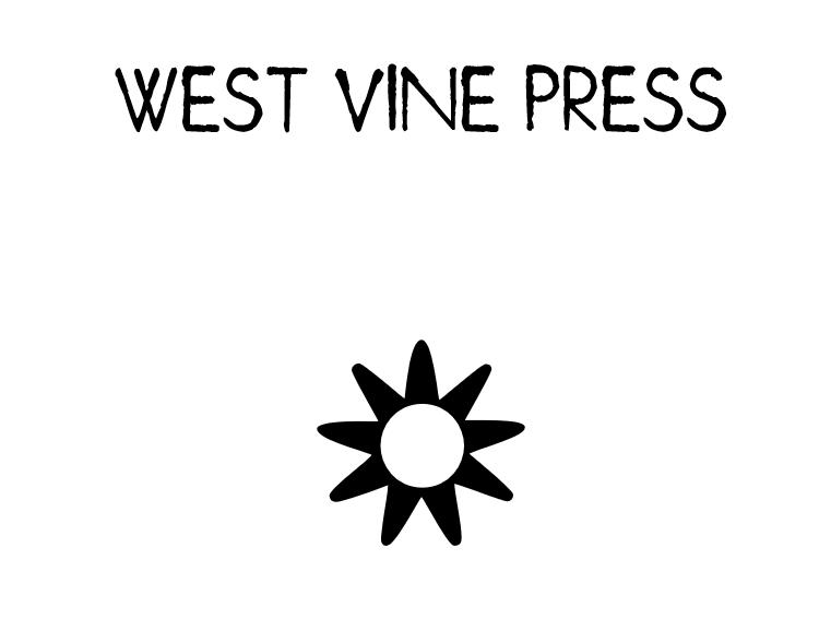 west vine press logo