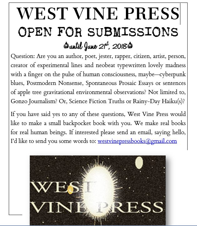 west vine press